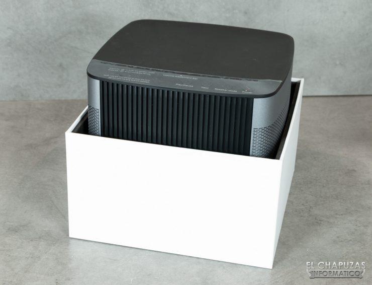 XGIMI H2 - Embalaje 2
