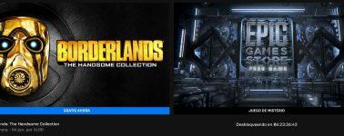 Descarga gratis Borderlands: The Handsome Collection y Sludge Life desde la Epic Games Store