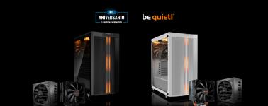 [Sorteo Finalizado] Llévate un pack para renovar tu PC gracias a be Quiet!