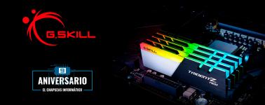 [Sorteo finalizado] Llévate unas TridentZ Neo RGB @ 3600 MHz gracias a G.Skill