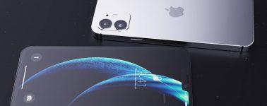 Así luce en forma de render el iPhone 12 y su pantalla OLED de 5.4 pulgadas