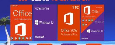 Ya puedes salir a la calle a hacer deporte, pero antes llévate una licencia de Windows 10 y Antivirus