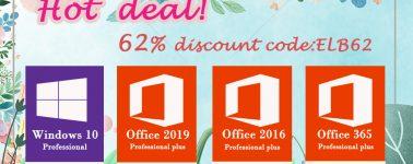 Llévate tu licencia de Windows 10 desde 7 euros o un Antivirus desde 8,58 euros