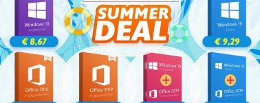 No tendrás un SSD mágico en tu PC, pero sí una licencia de Windows 10 u Office a buen precio
