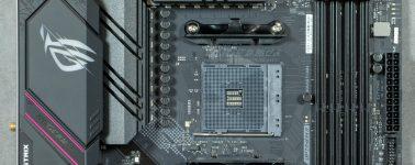 Review: Asus ROG Strix B550-E Gaming (Wi-Fi)