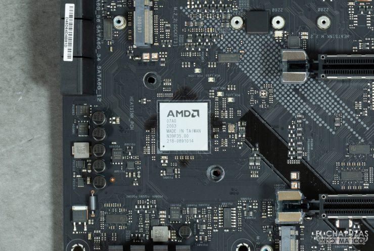 Asus ROG Strix B550-E Gaming (Wi-Fi) - Chipset B550