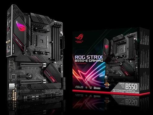 Asus ROG Strix B550-E Gaming (Wi-Fi) - Oficial