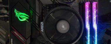 Review: Asus ROG Strix B550-F Gaming (Wi-Fi)
