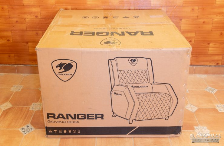 Cougar Ranger - Embalaje