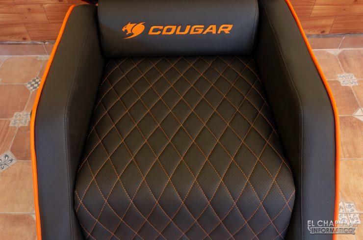 Cougar Ranger - Asiento
