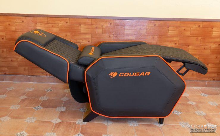 Cougar Ranger - Inclinado