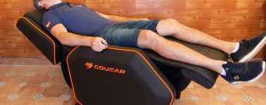Review: Cougar Ranger (sillón gaming)