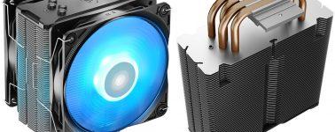DeepCool GAMMAXX 400 Pro: Disipador CPU por aire de gama media con configuración Push&Pull