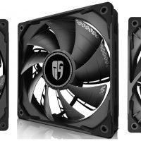 DeepCool Gamer Storm TF-120S y TF-140S: Ventiladores para mejorar el flujo de aire del sistema
