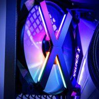 DeepCool MF120 GT: Vistosos ventiladores RGB para mejorar el flujo de aire del sistema
