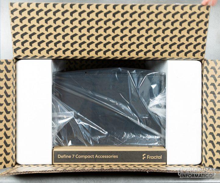 Fractal Define 7 Compact - Embalaje 3