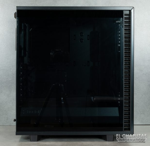 Fractal Define 7 Compact - Exterior - Tapa principal