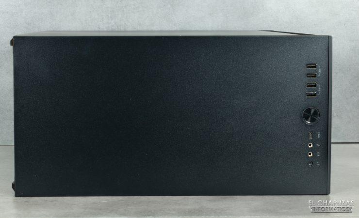 Fractal Define 7 Compact - Exterior - Tapa superior cerrada