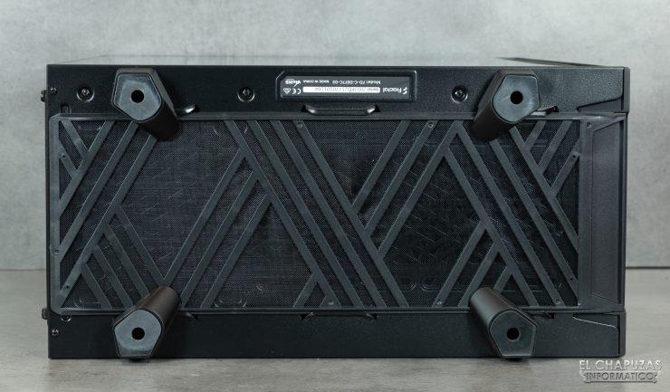 Fractal Define 7 Compact - Exterior - Base con filtro