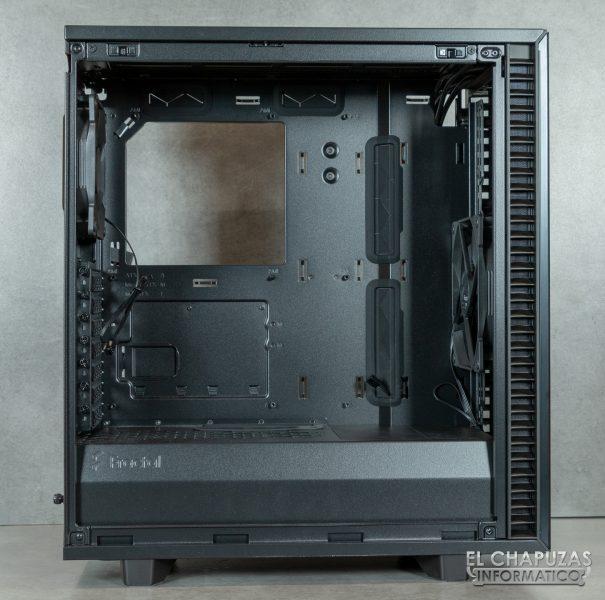Fractal Define 7 Compact - Interior