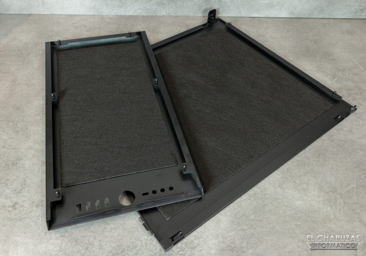 Fractal Define 7 Compact - Espuma absorvente
