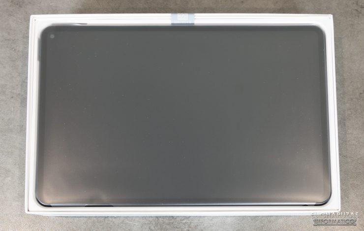 Huawei MatePad Pro - Embalaje
