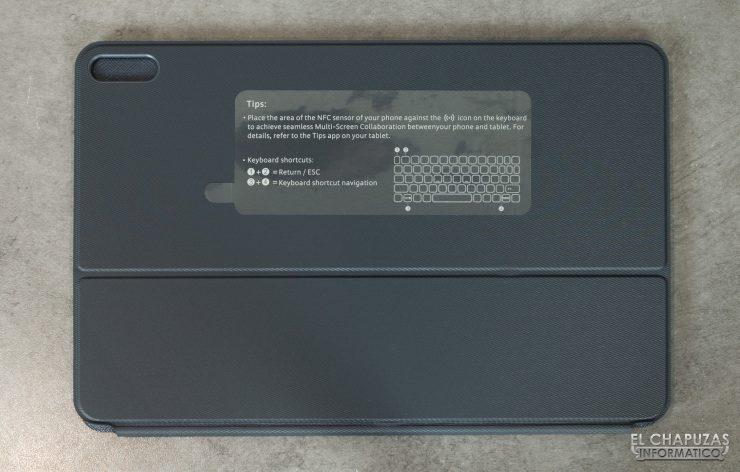 Huawei MatePad Pro - Funda magnética 2
