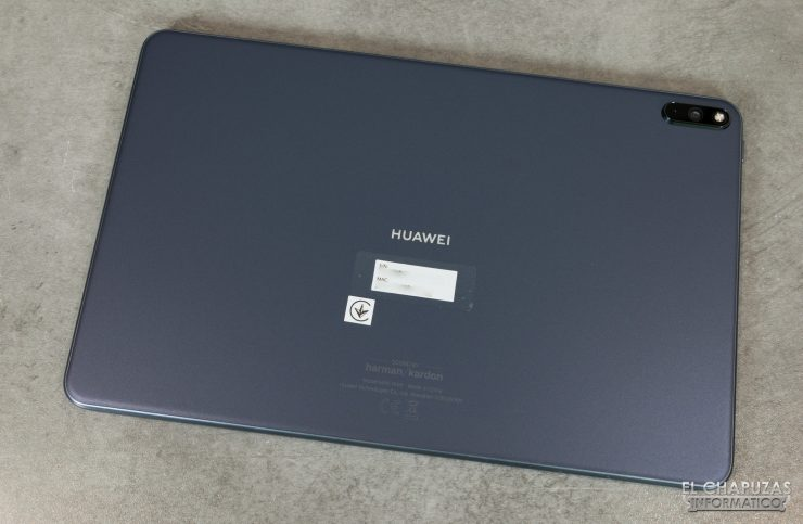 Huawei MatePad Pro - Vista trasera