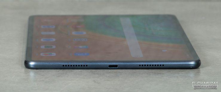 Huawei MatePad Pro - Margen derecho