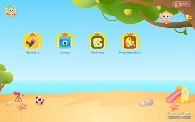 Huawei MatePad Pro - EMUI - Rincón de niños 1