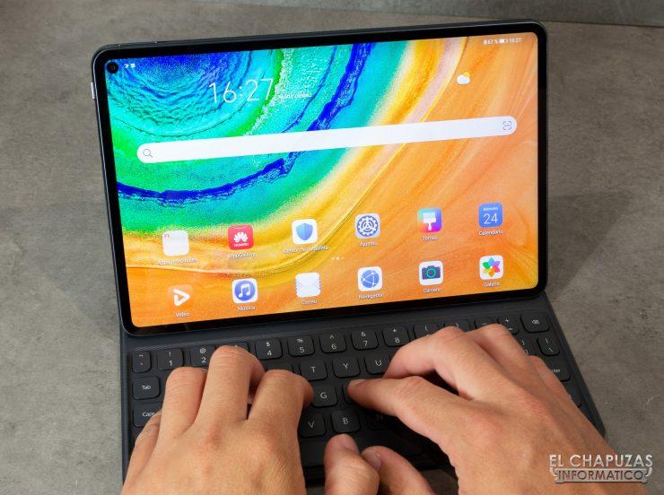 Huawei MatePad Pro - Huawei Smart Magnetic Keyboard2