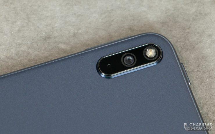 Huawei MatePad Pro - Cámara principal
