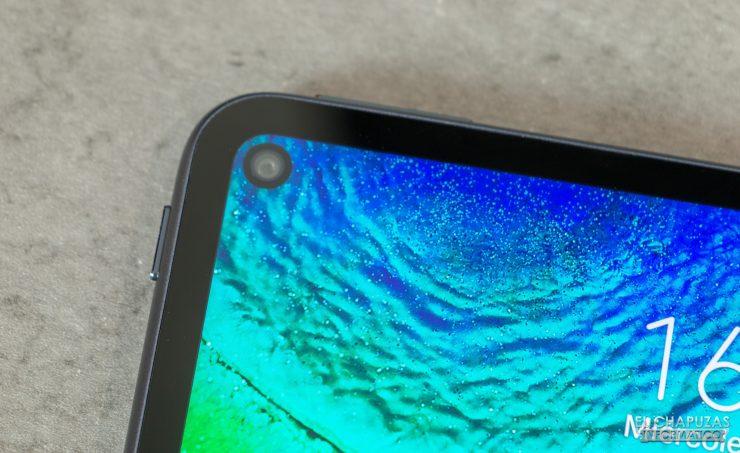 Huawei MatePad Pro - Cámara frontal