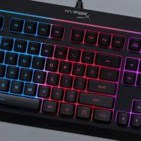 HyperX lanza su teclado gaming Alloy Core RGB, el primero adaptado al layout español