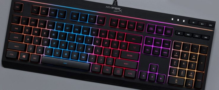 Alloy Core RGB
