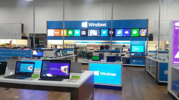 Tienda Microsoft Store