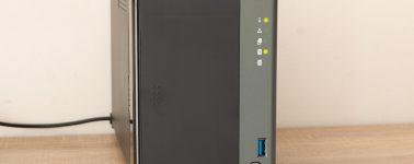 Review: QNAP TS-253D (NAS 2 bahías con 2.5 GbE y HDMI)