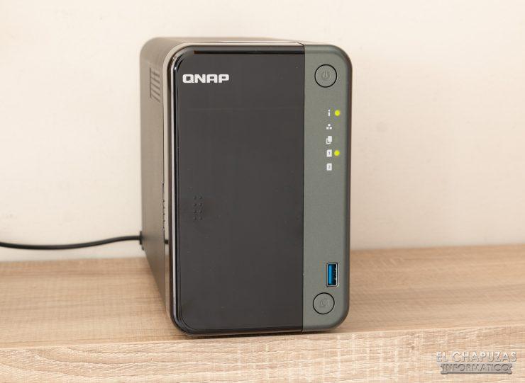 QNAP TS-253D - Pruebas