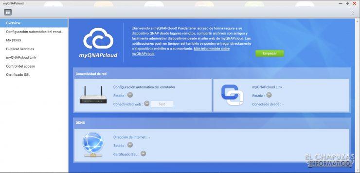 QNAP TS-253D - Software - mqWNAPCloud