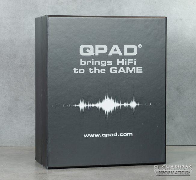 QPAD QH-95 - Embalaje 6