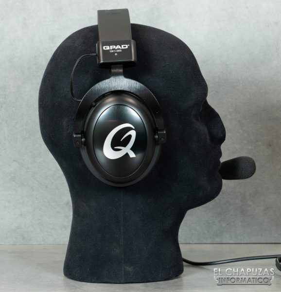 QPAD QH-95 - Pruebas 3