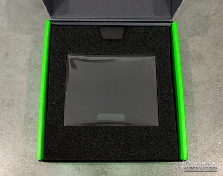 Razer Ripsaw HD - Embalaje interior