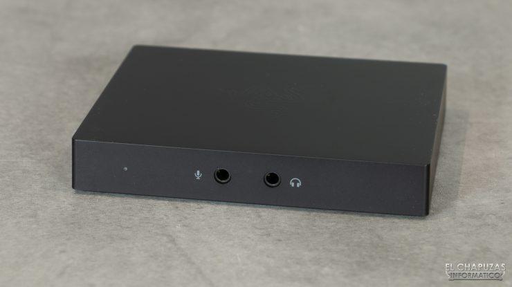 Razer Ripsaw HD - Vista frontal