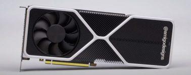 La Nvidia GeForce RTX 3090 sería, como mínimo, un 50% más rápida que la GeForce RTX 2080 Ti