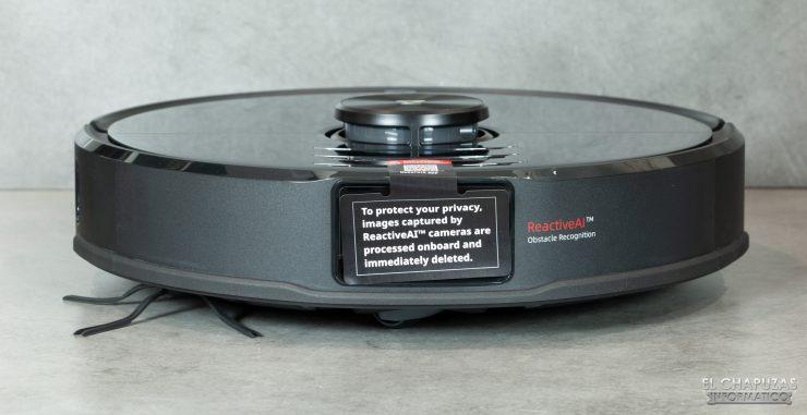 Roborock S6 MaxV - Pegatina