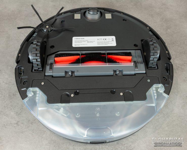 Roborock S6 MaxV - Vista inferior