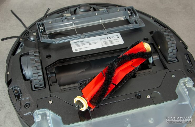 Roborock S6 MaxV - Cepillo 3