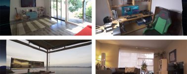 Las Valve Index te permiten recrear virtualmente tu propia habitación gracias a Room View 3D