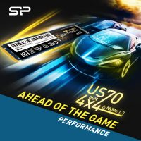 Silicon Power US70: SSD PCI-Express 4.0 @ 5000 MB/s