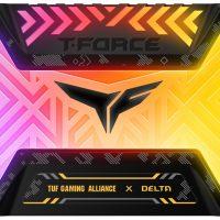 Teamgroup anuncia sus SSDs DELTA TUF Gaming y CARDEA II TUF Gaming